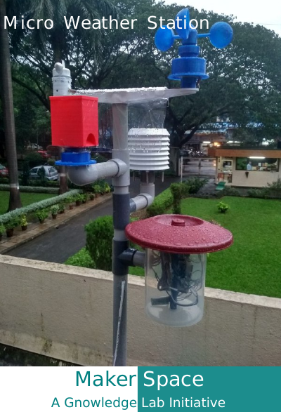 DIY MicroWeather Station