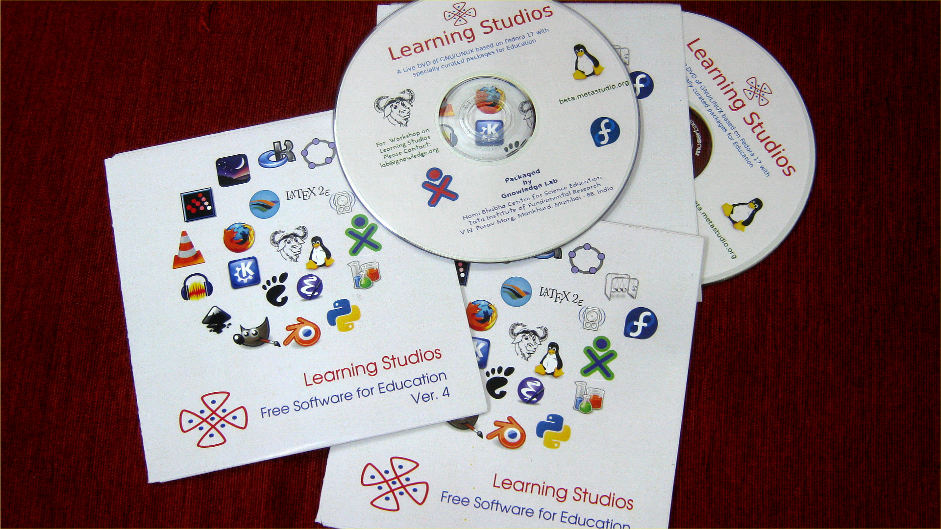 Free Software for STEM Education