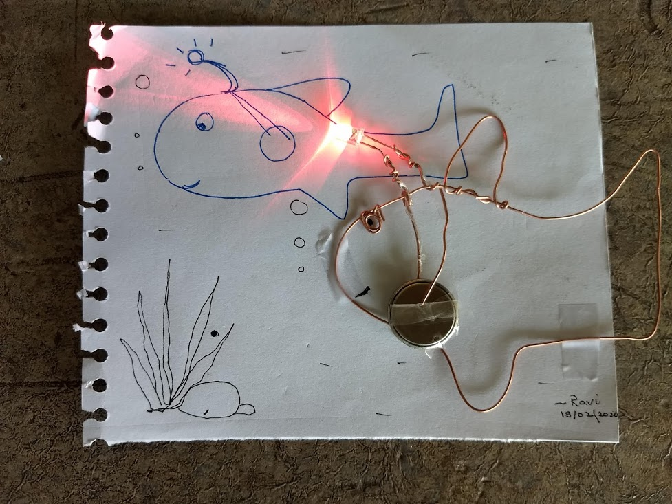 LED_Fish
