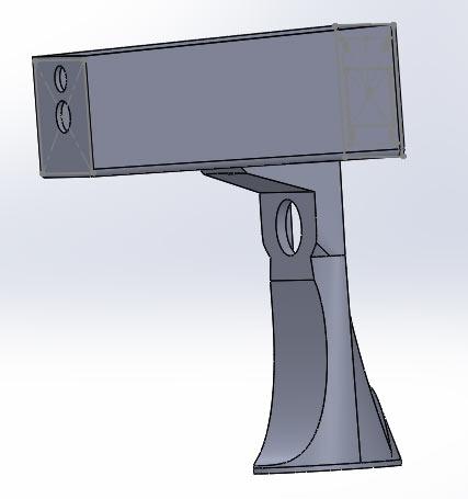 3D-Modelling-Thermal-Gun
