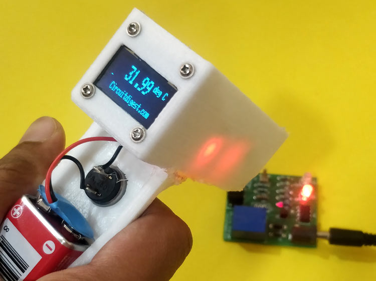 IR-Thermometer-using-Arduino-and-Infrared-Temperature-Sensor